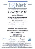 OHSAS 18001 IQNet